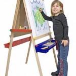 GummyLump Crafts for Kids plus Easel Giveaway