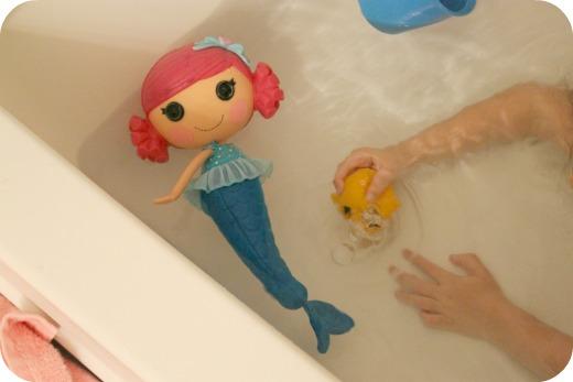 Mermaid lalaloopsy doll giveaway for Talking fish toy