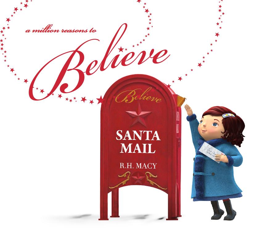 santa claus is coming to @macys#macyssantatour @makeawish