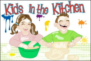 Kids in the Kitchen Weekly Series