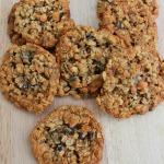 Spicy Oatmeal Raisin Butterscotch Cookies #kidsinthekitchen