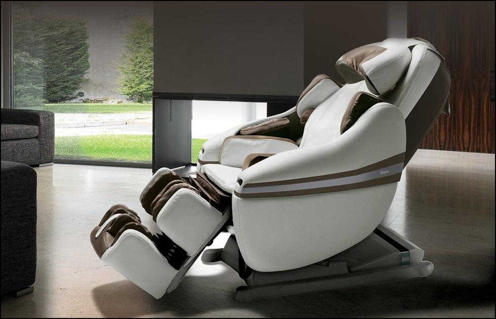Massage chair setting