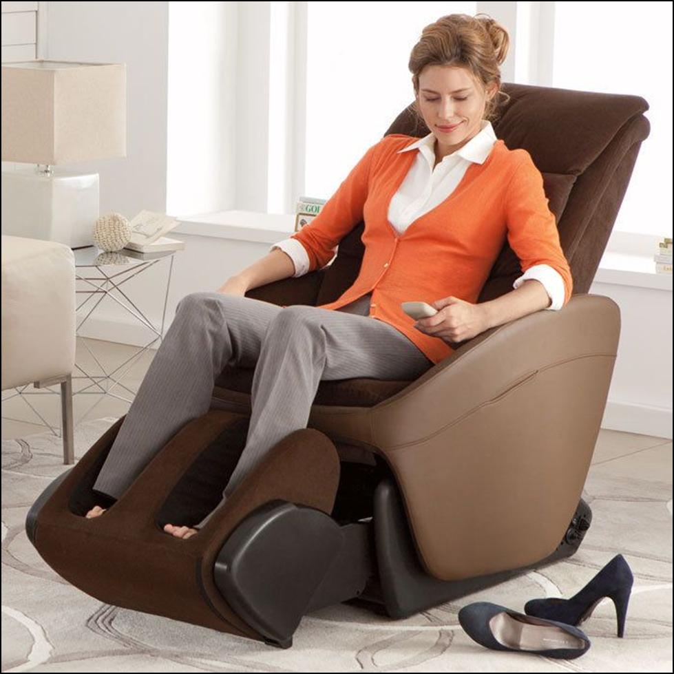Massage chair design