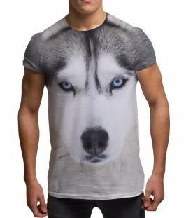 dog faced tshirt
